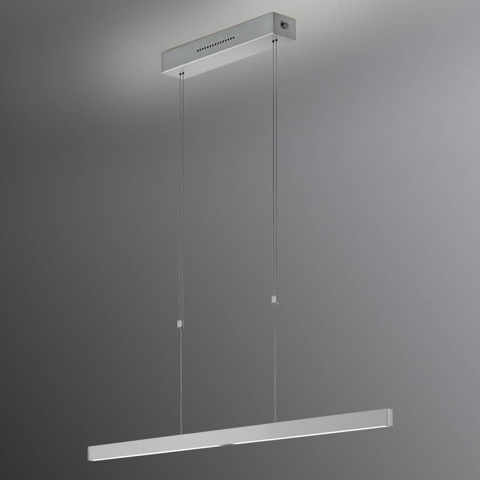 Suspension LED Pia, 68cm, commande gestuelle