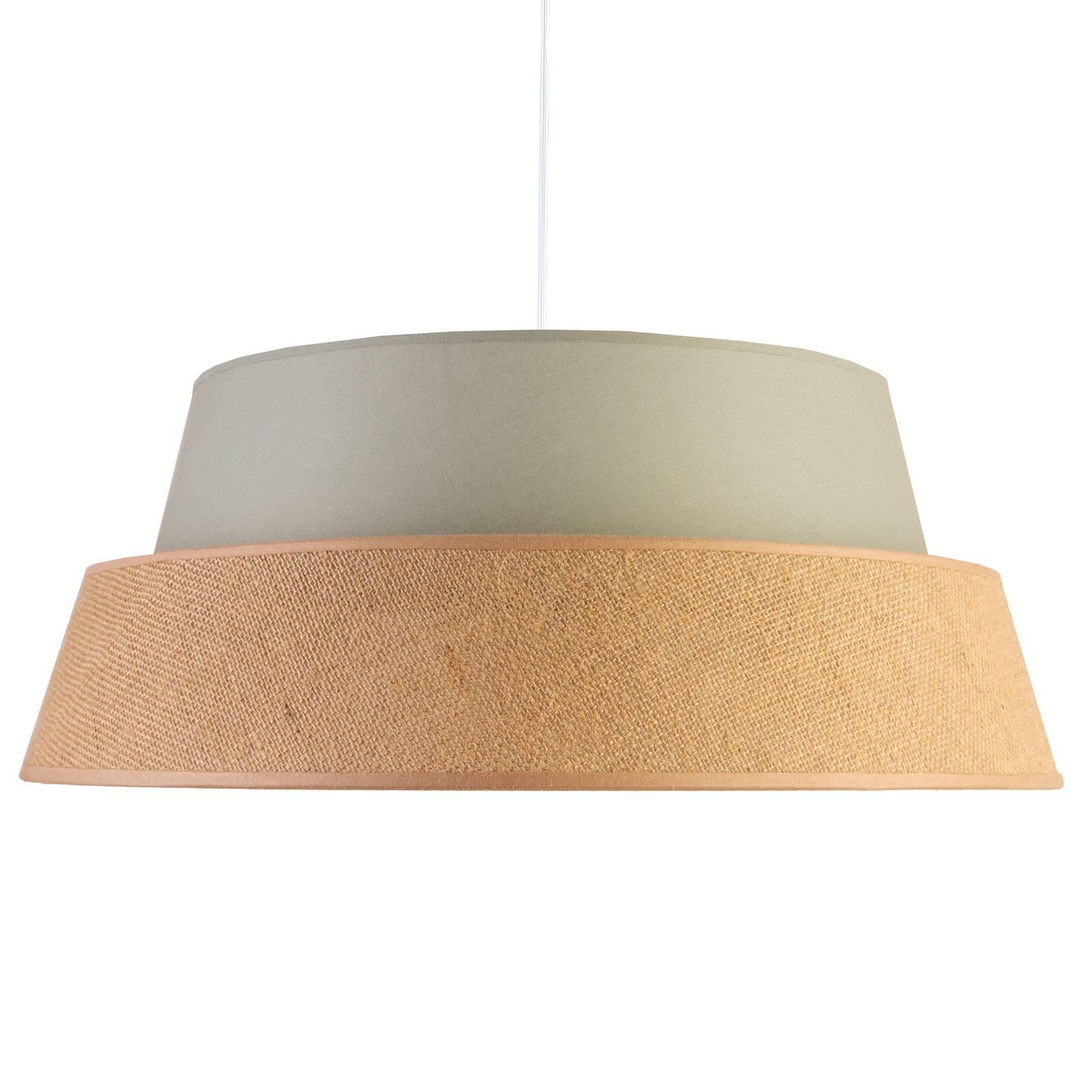 Hanglamp Galaxy Soft Nature, grijs/bruin
