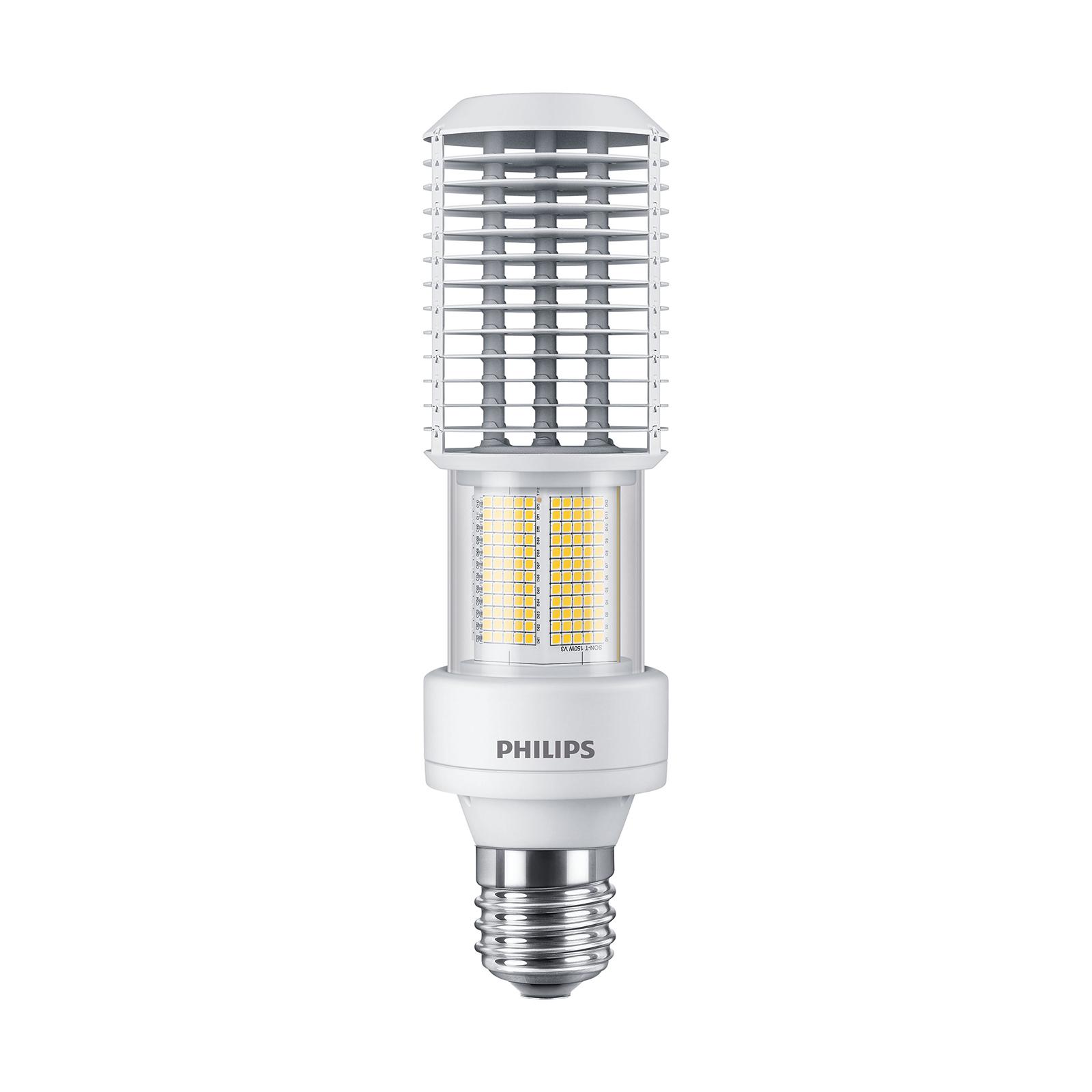 Philips E40 LED-pære TrueForce Road 120 68W 740