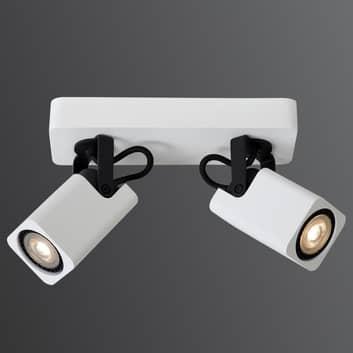 2-flammiger LED-Strahler Roax
