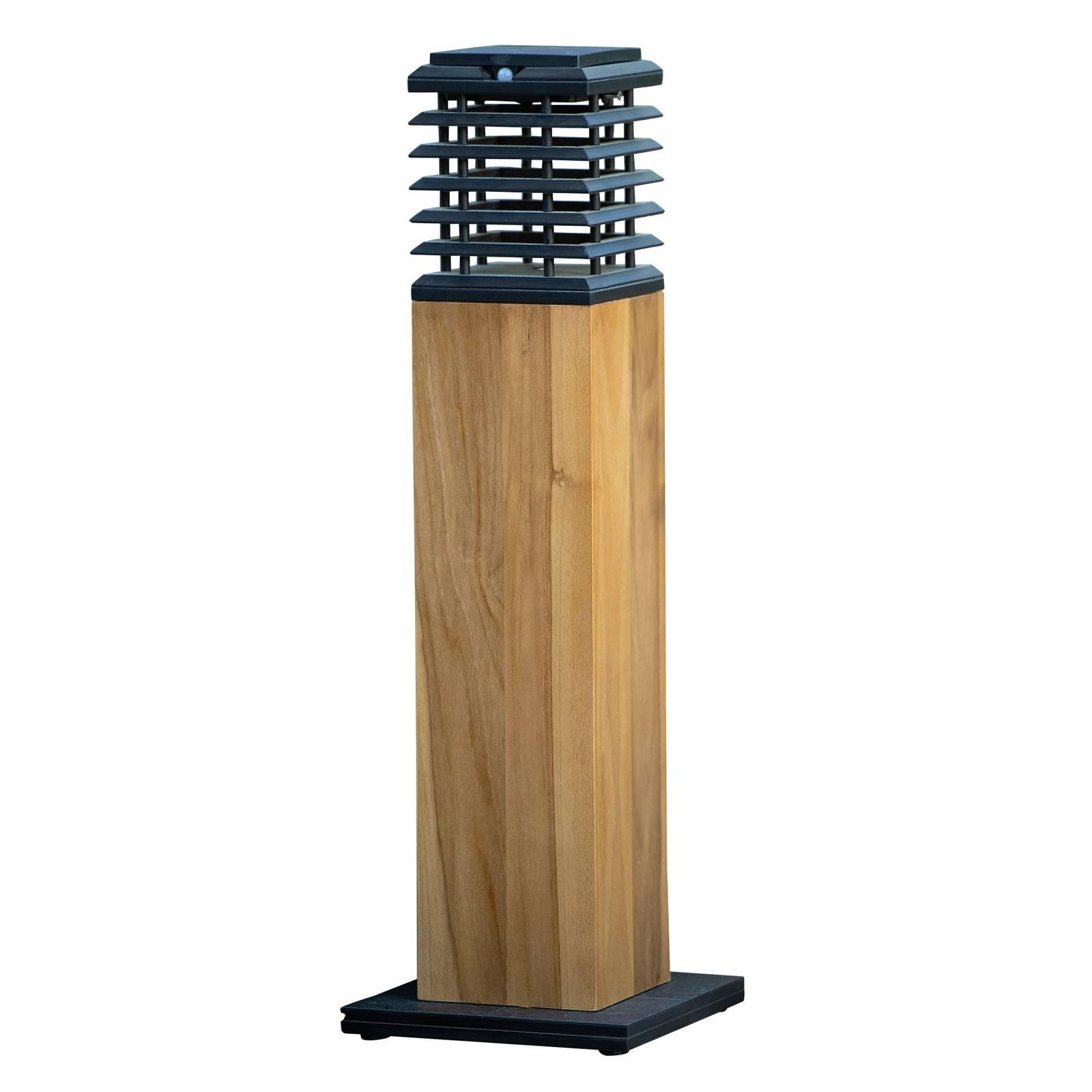 "*NEU*: LED-Wegleuchte ""Tekura"" aus Terracotta, groß, anthrazit (Kopie) Pötschke (Kopie)"