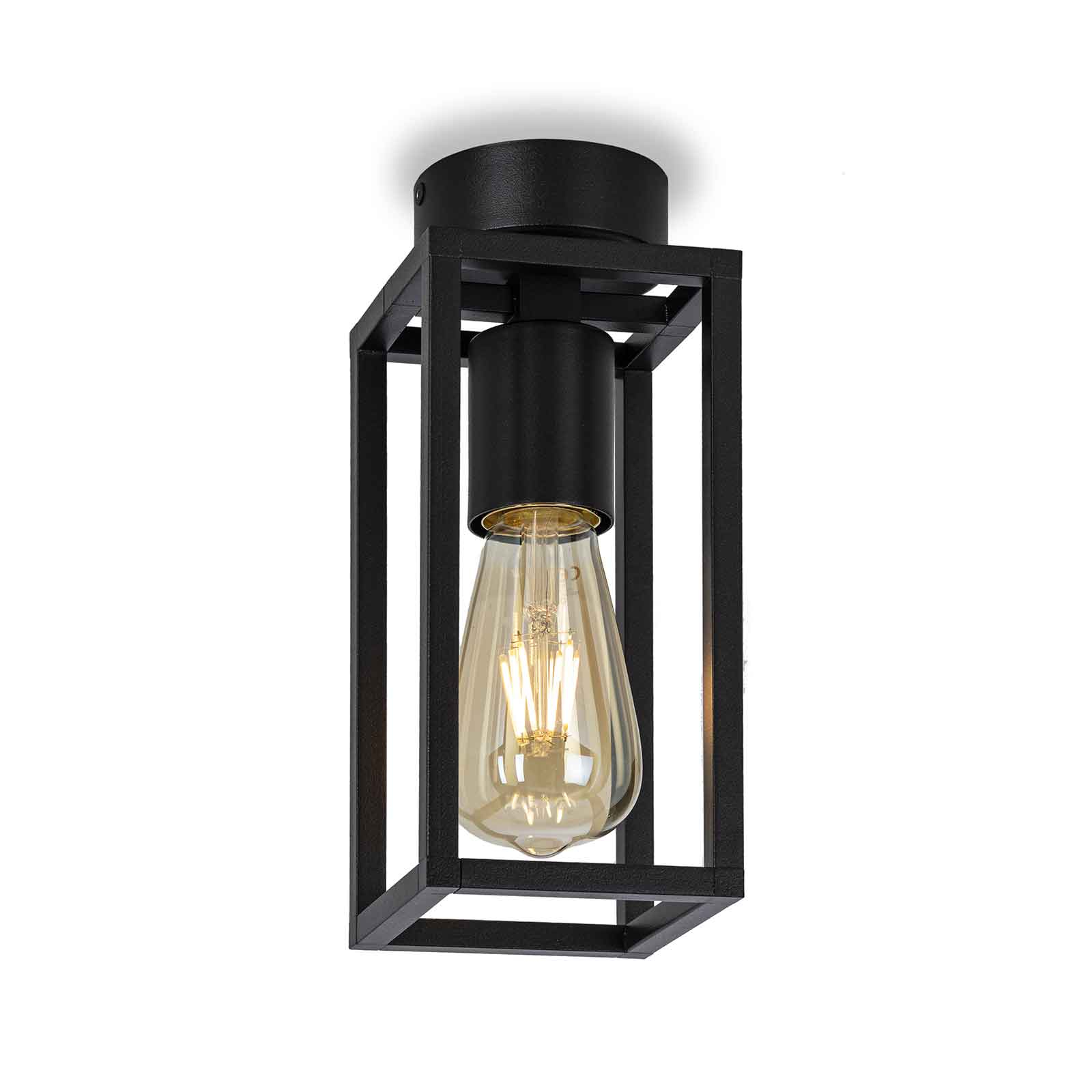 Lampa sufitowa Cubic³ 3376 czarna