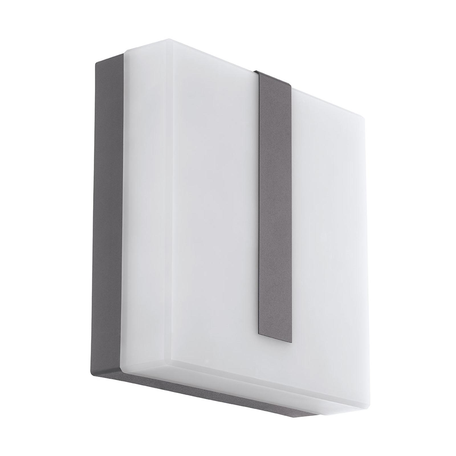 EGLO connect Torazza-C utendørs LED-vegglampe