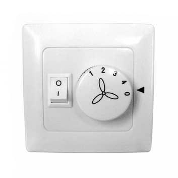 Westinghouse interruptor pared ventilador con luz