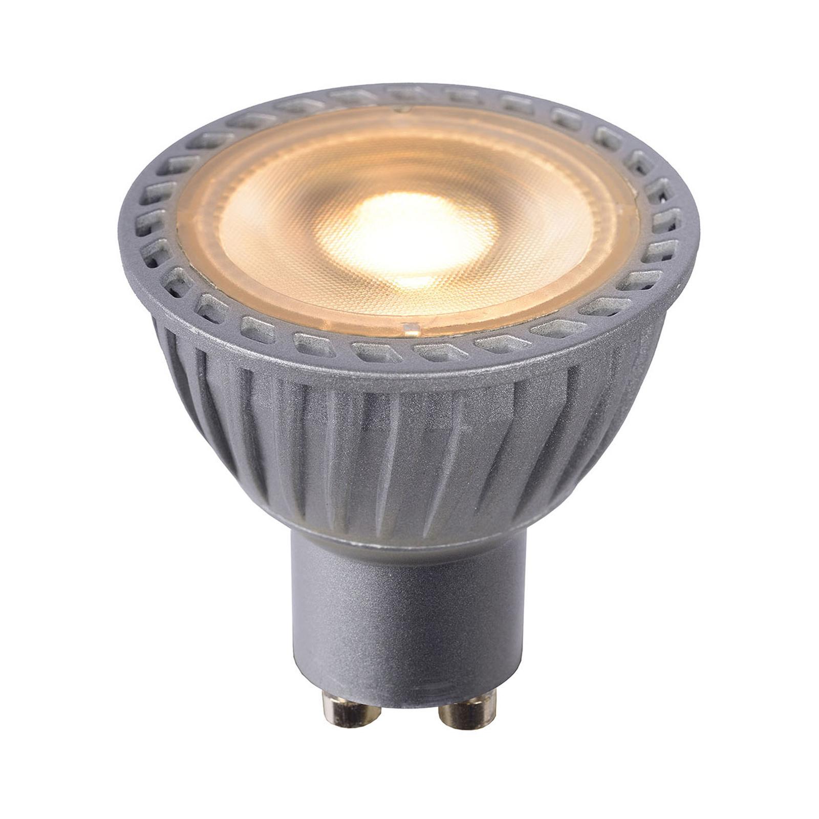 LED-Reflektor GU10 5W dim to warm, grau