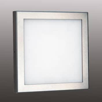 Mette udendørs LED-væglampe, rustfrit stål