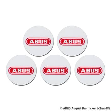 ABUS Smartvest Terxon 5 stickers puce de proximité