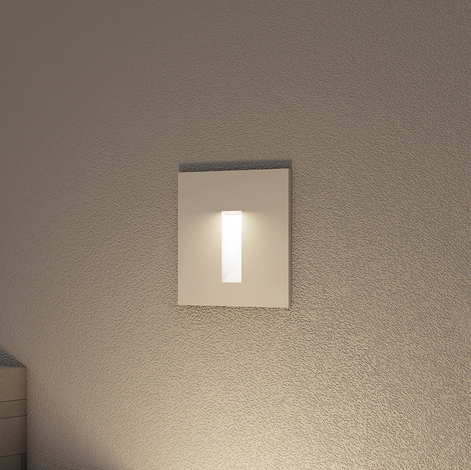 Arcchio Lanti LED-Einbauleuchte, weiß
