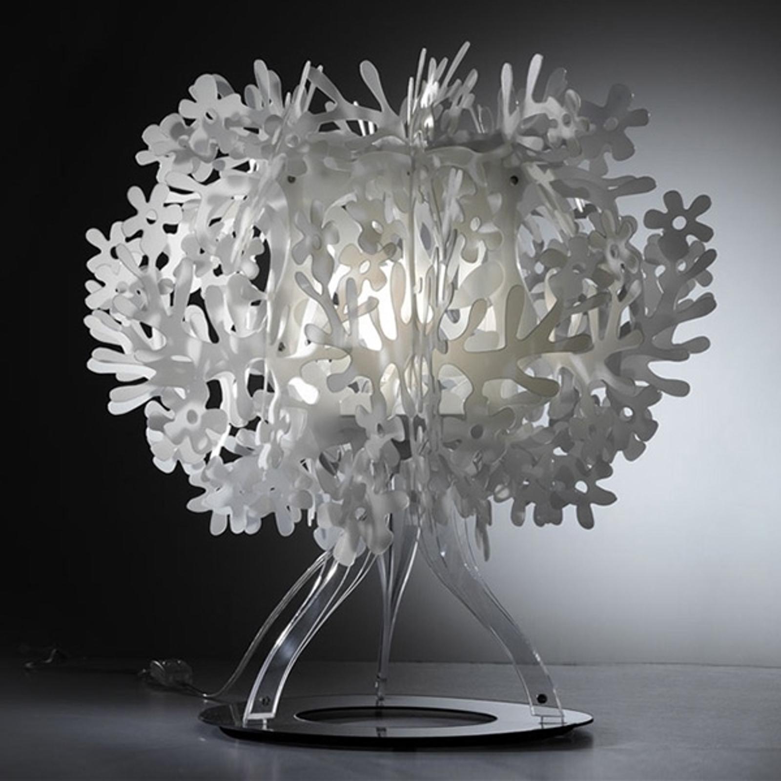 Fascinante lampe à poser Fiorella