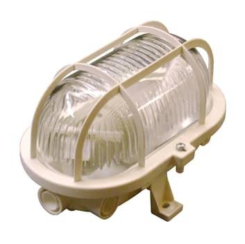 Nástěnné světlo Basic Oval IP44