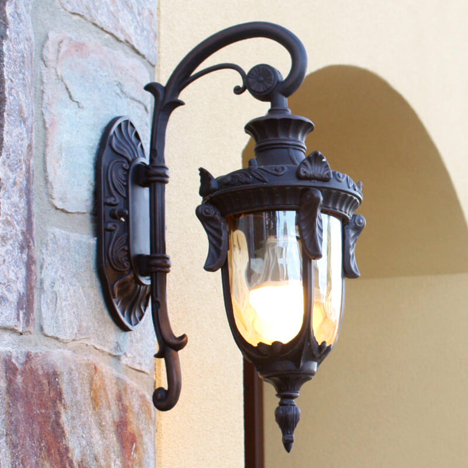 Lampa ścienna zewnętrzna PHILADELPHIA 43 cm