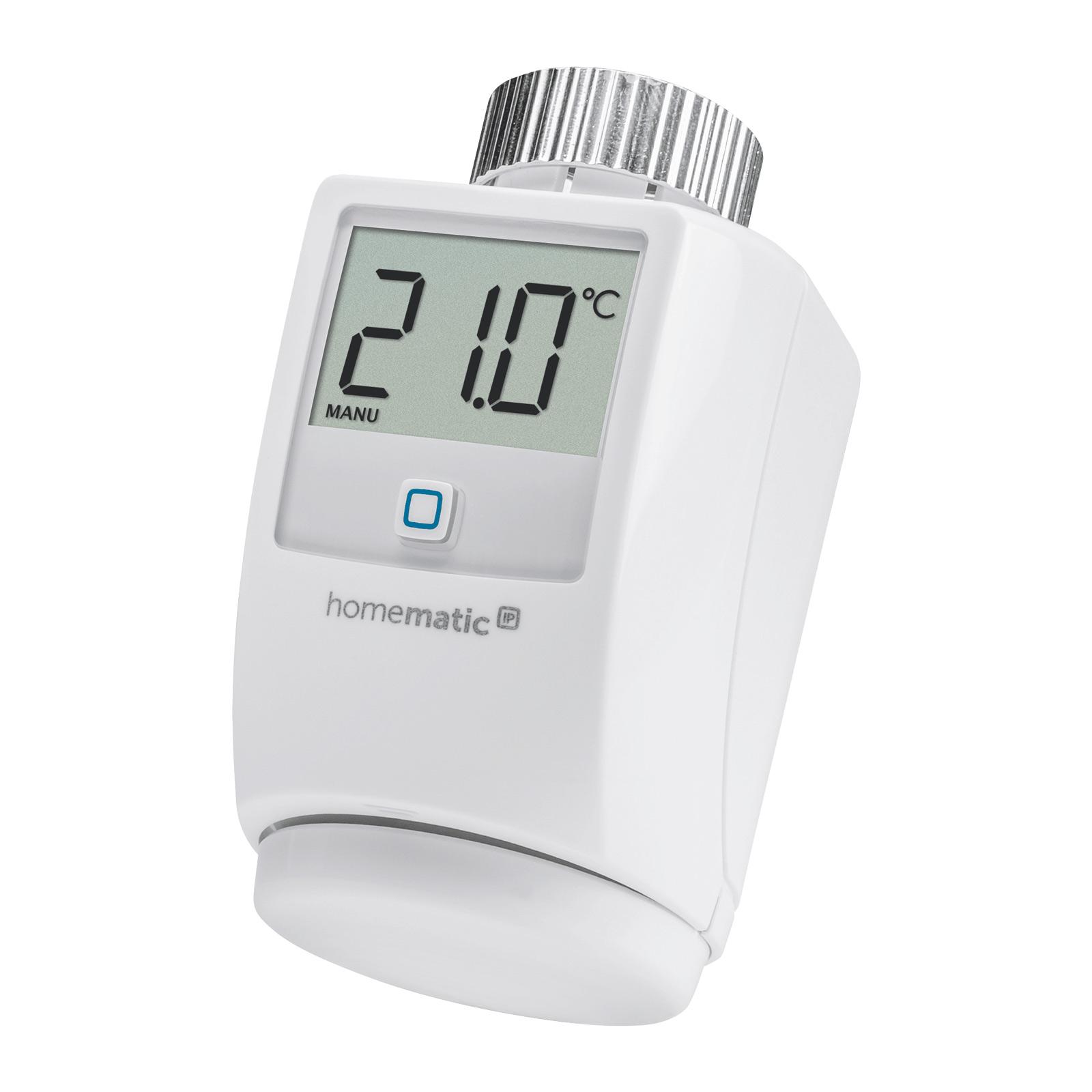 Homematic IP thermostat de radiateur