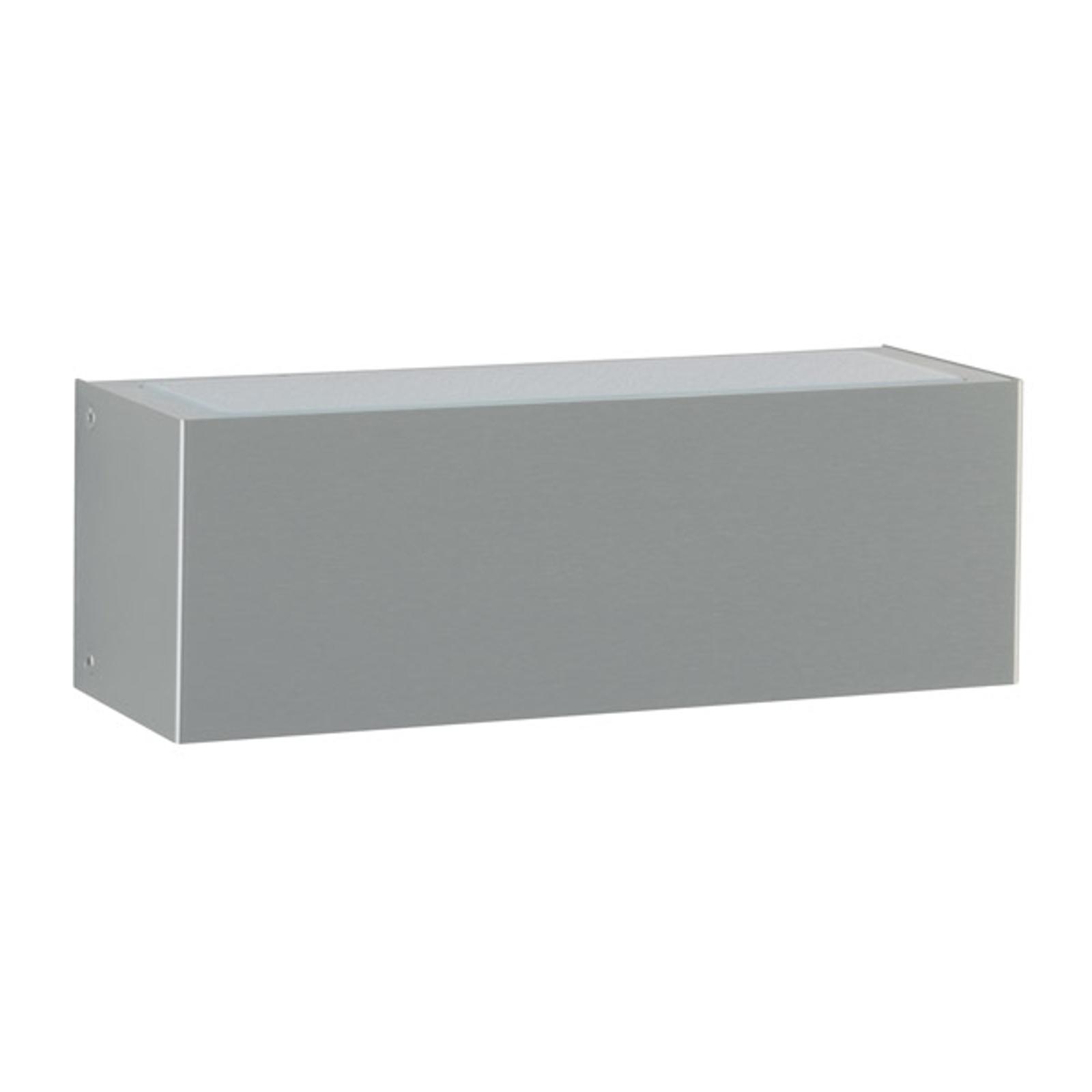 Wandlamp Cube breedte 30 cm