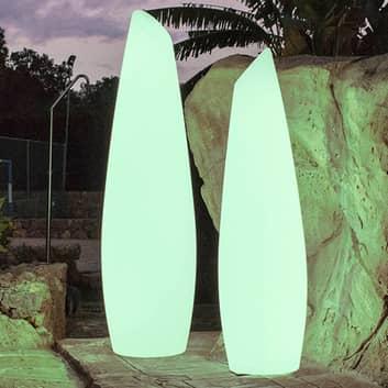 Newgarden Fredo lampadaire LED batterie, 140 cm
