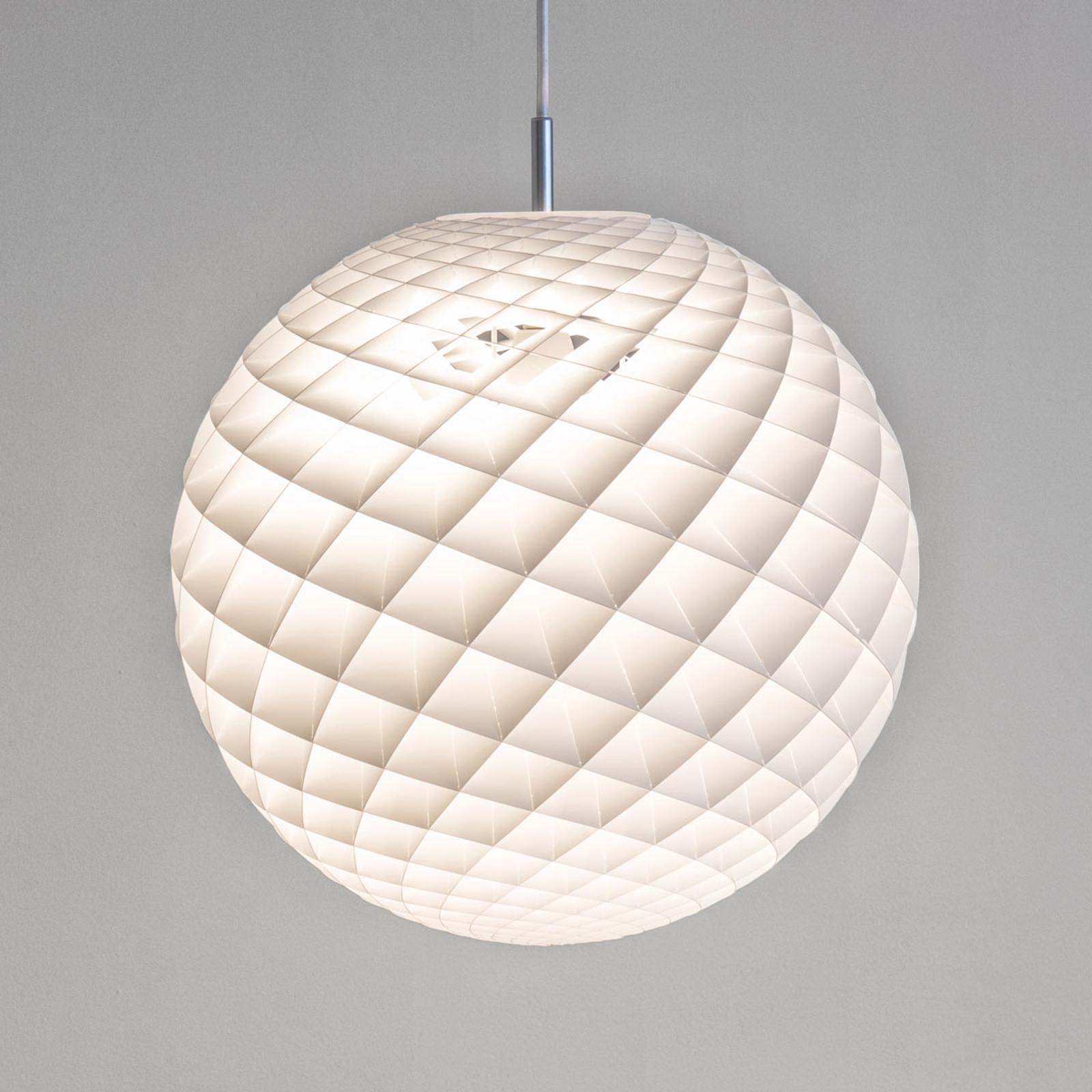 Louis Poulsen Patera Pendellampe weiß matt 90 cm