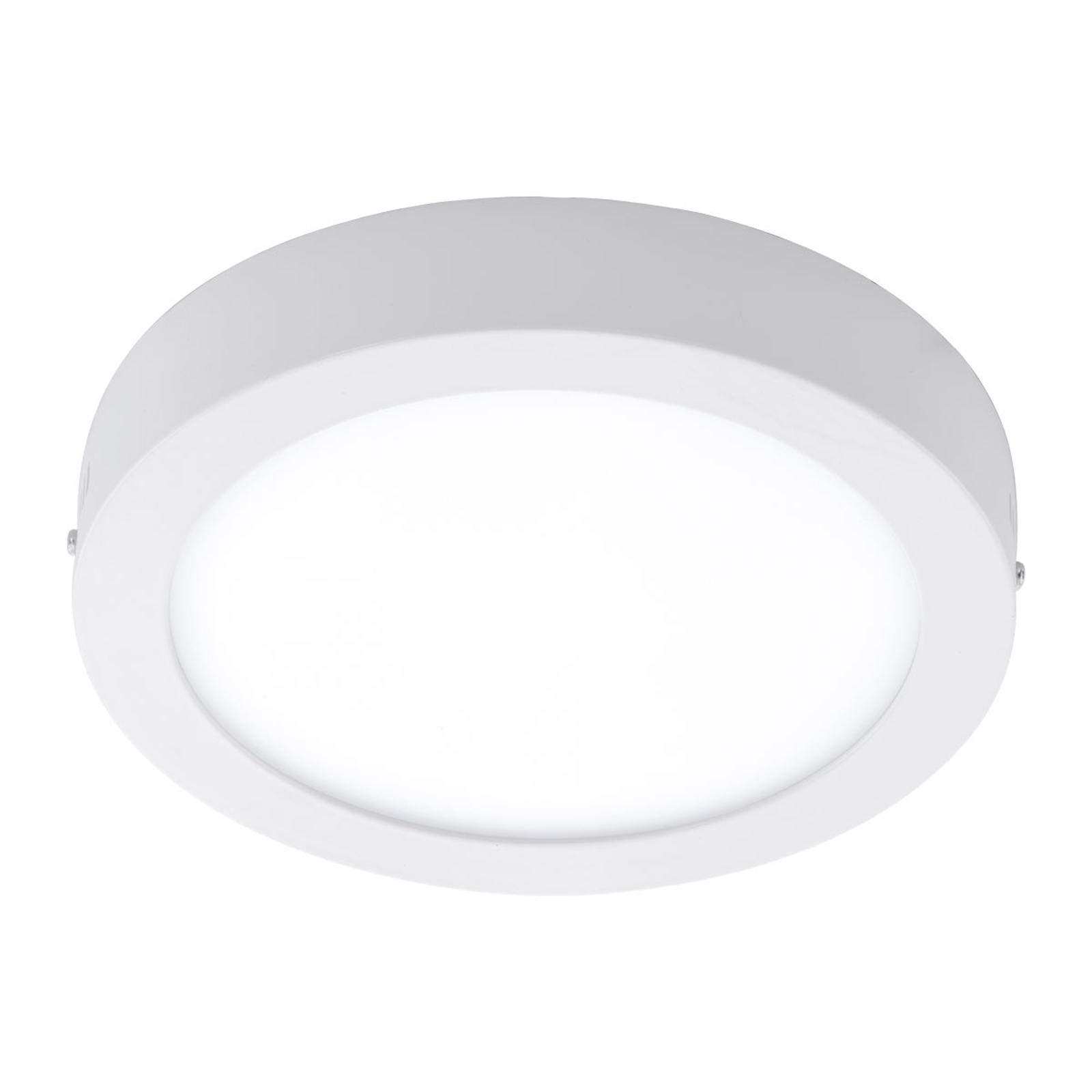 EGLO connect Argolis-C lámpara redonda blanca