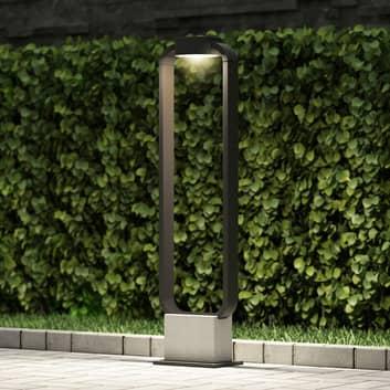 Lucande Belna -LED-pylväsvalaisin, 70 cm