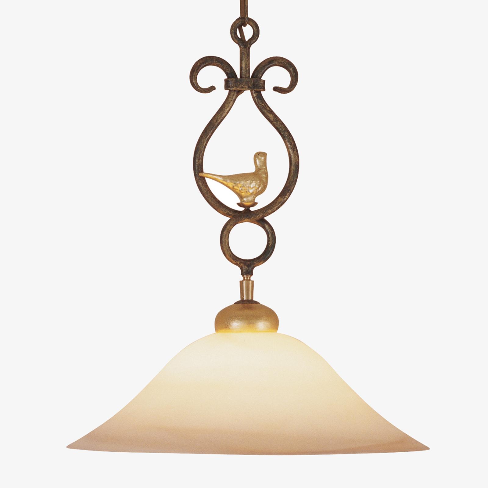 Betoverende hanglamp PROVENCE CHALET