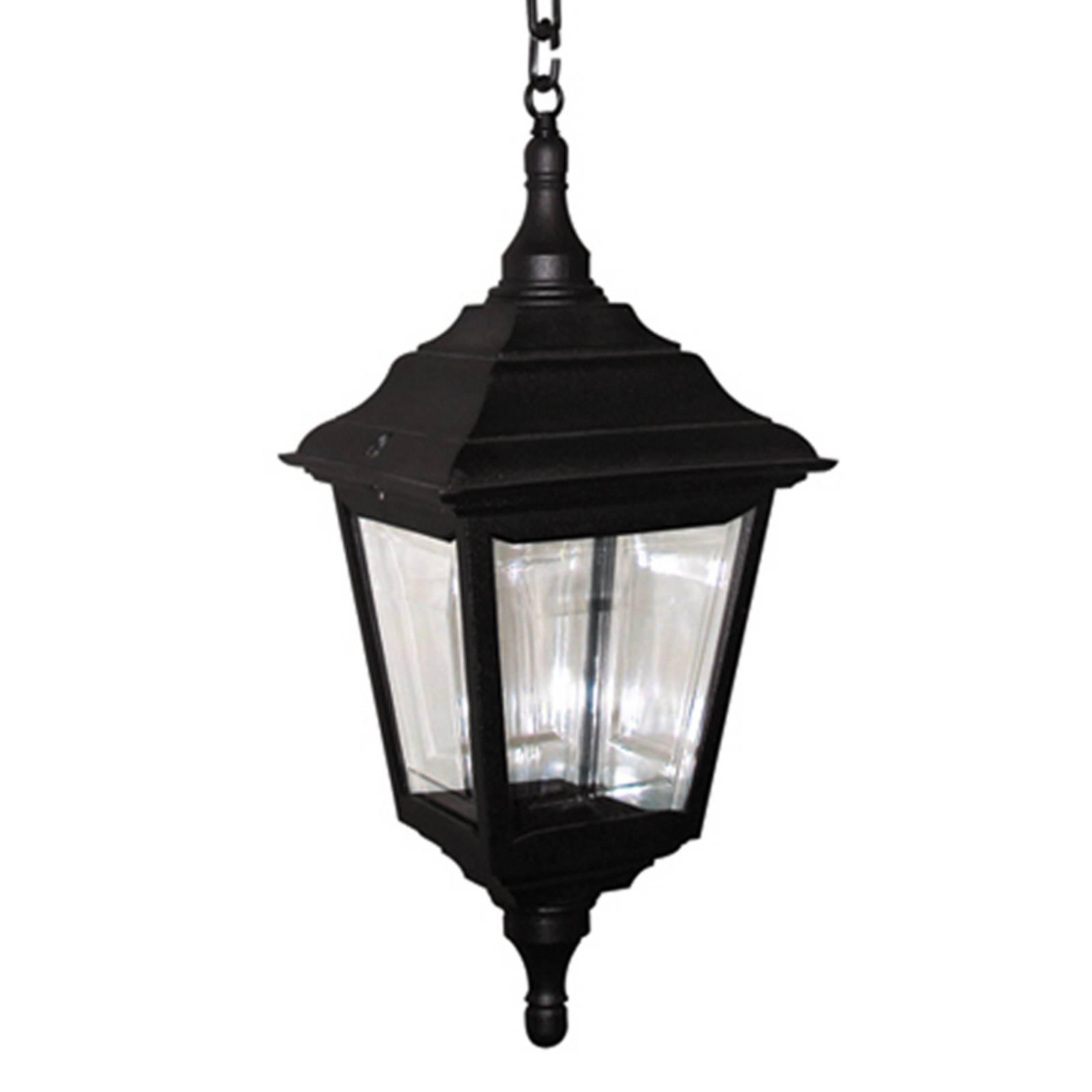Tradycyjny kształt – lampa wisząca Kerry