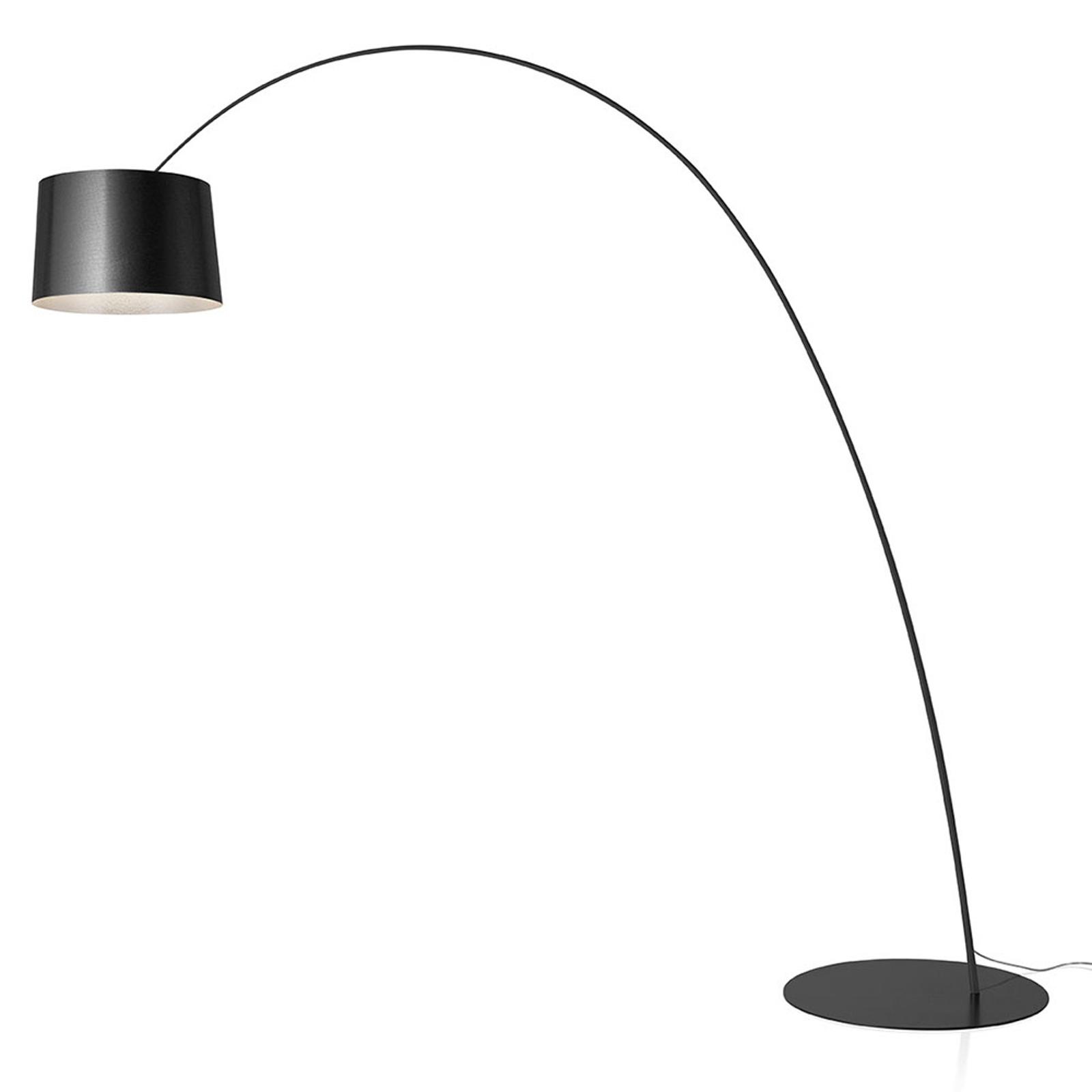 Foscarini Twiggy MyLight LED-golvlampa grafit