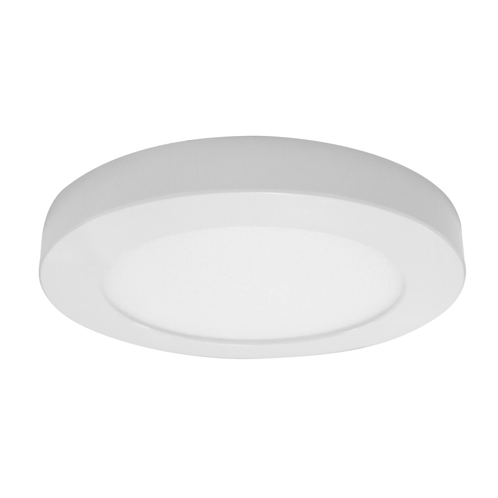 Prios Aureka LED-taklampe, sensor, 33 cm