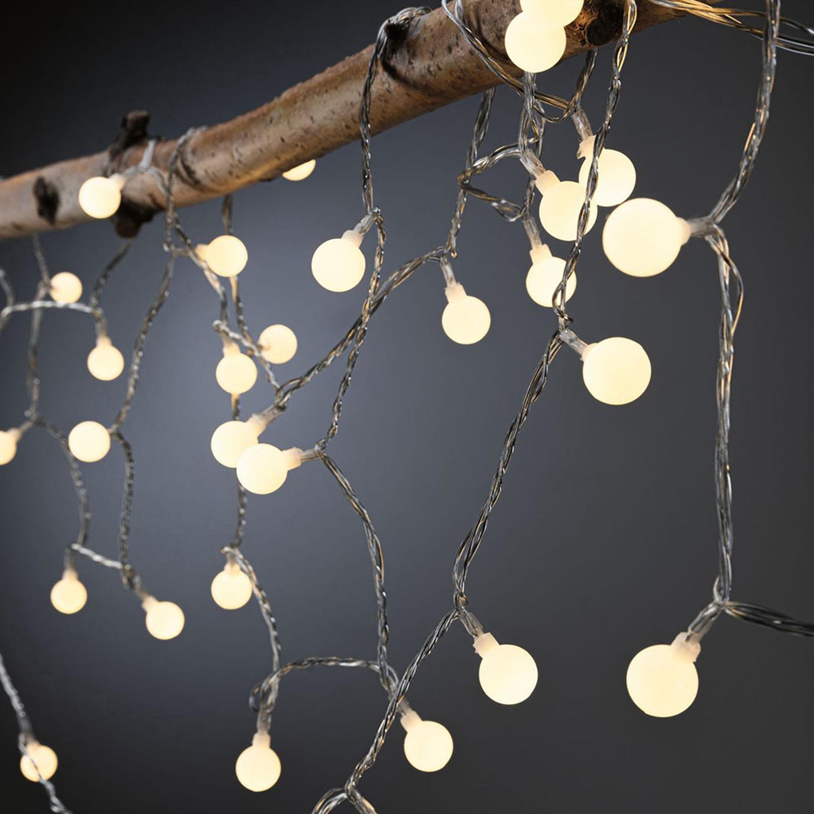Paulmann Plug & Shine LED-Lichterkette mini, 7,5 m