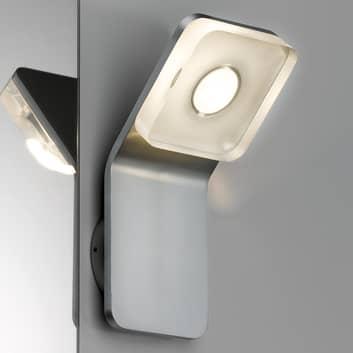 Applique LED Tucana con schermo acrilico