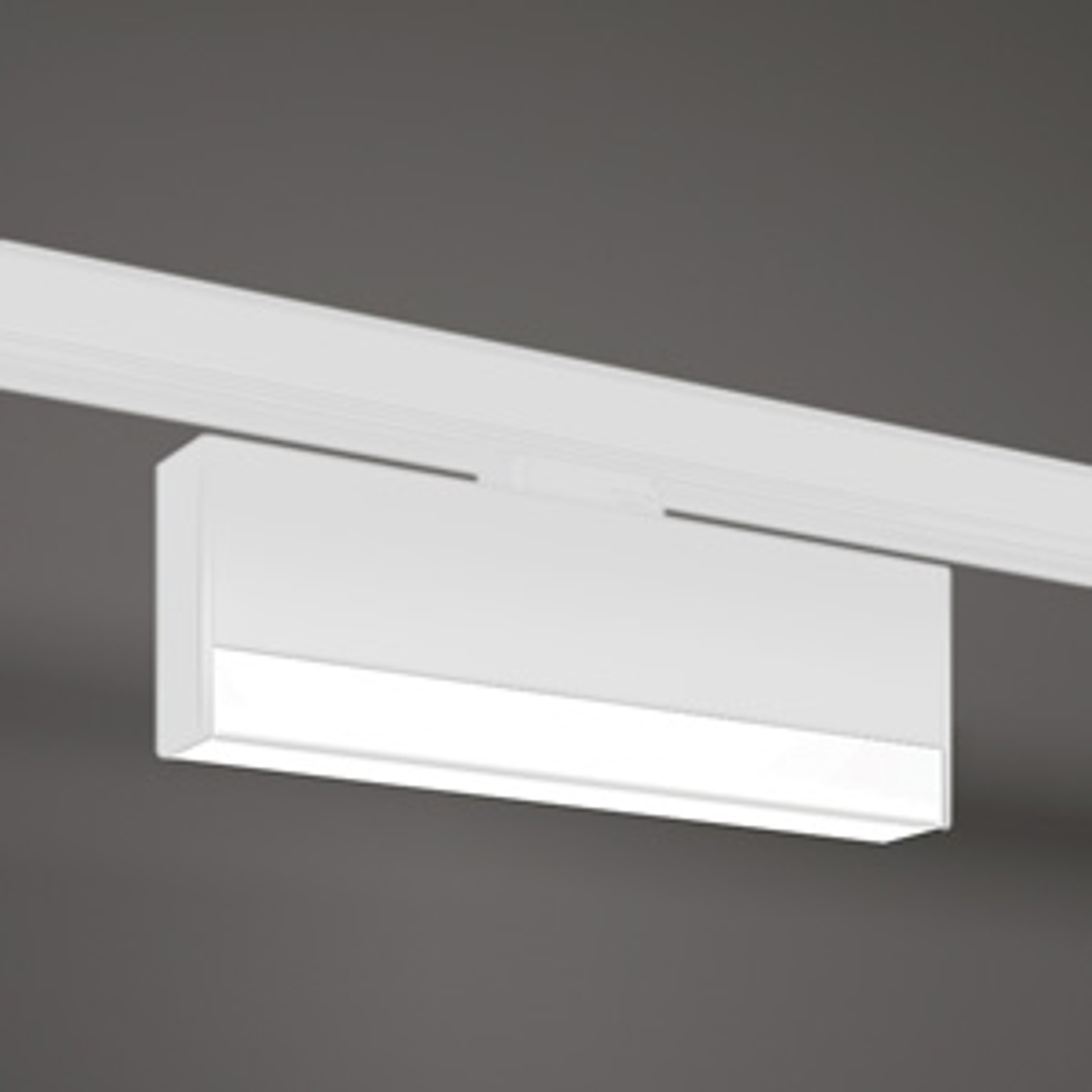 Tratto - LED lamp voor 3-fasen railsysteem