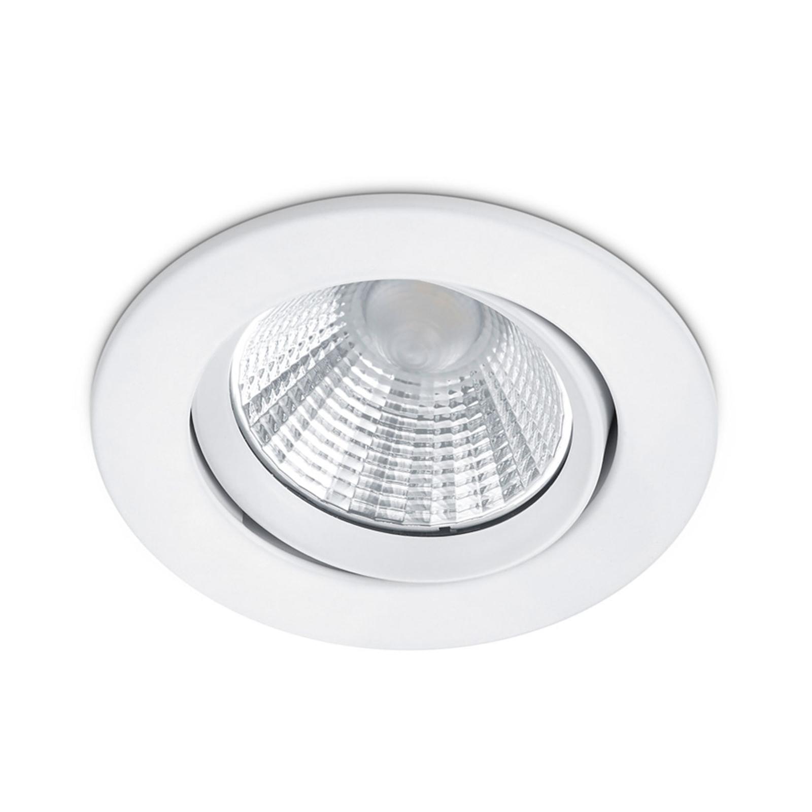 Runder LED-Einbaustrahler Pamir, dimmbar kaufen