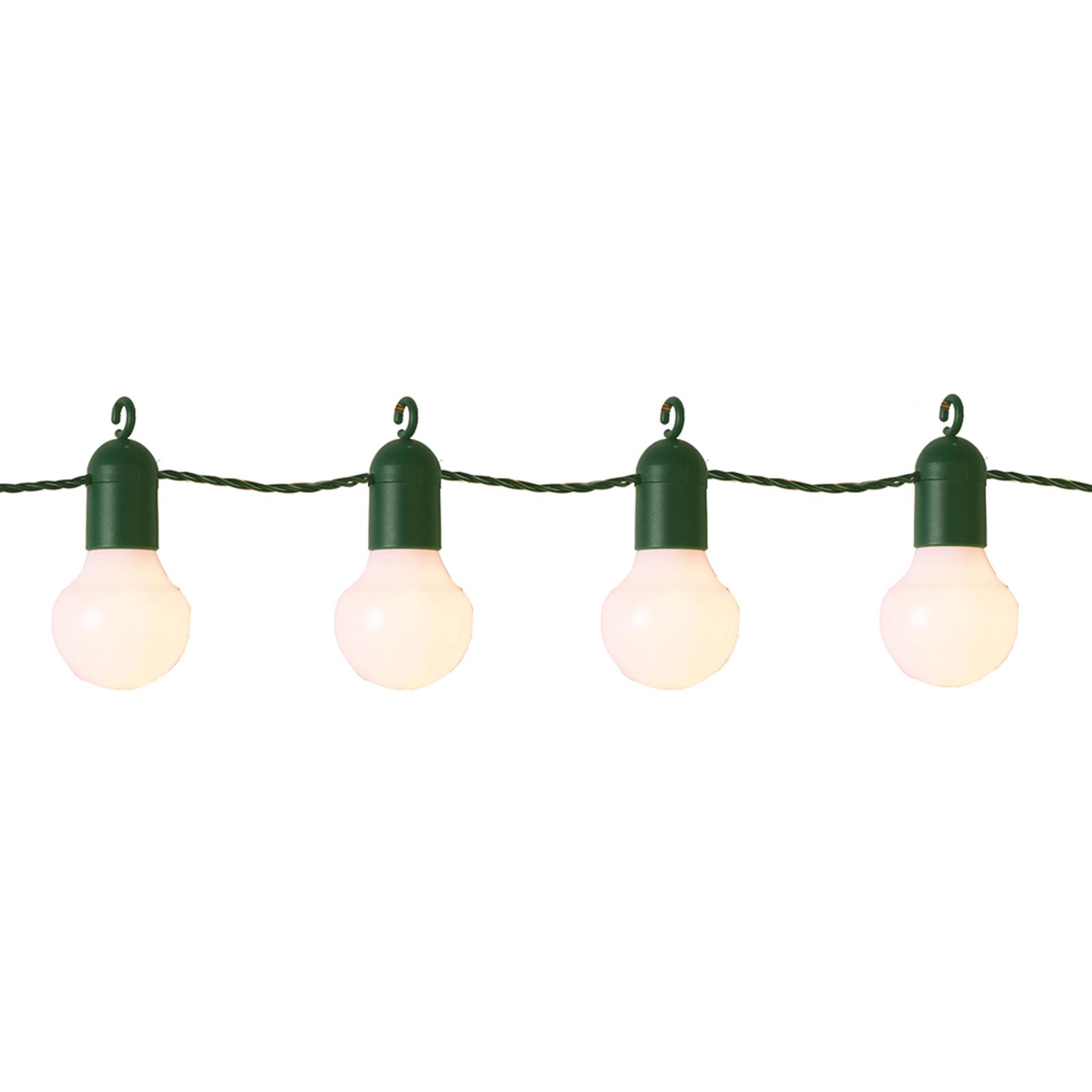 Guirlande lumineuse de fête LED ELIN 20 lampes