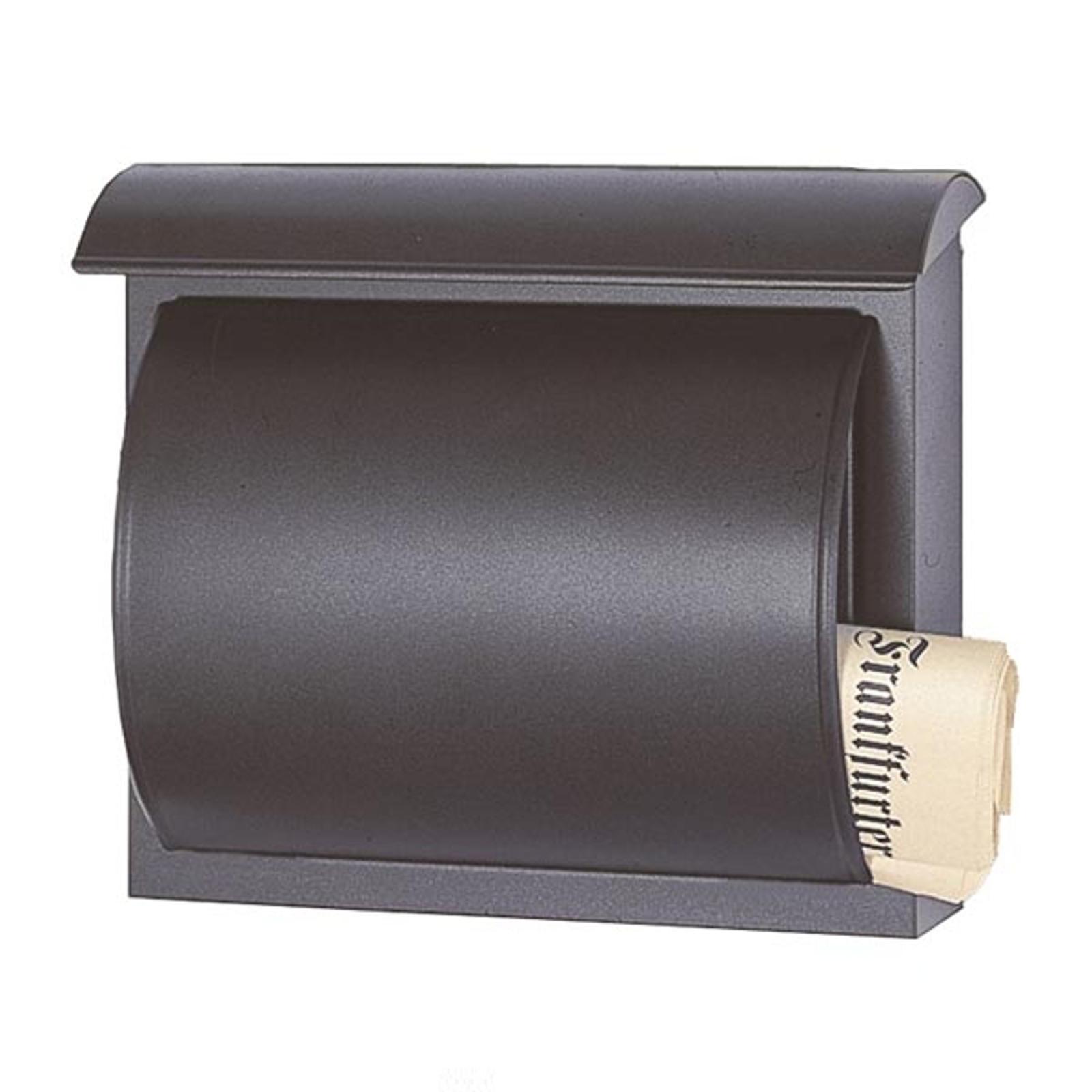Produktové foto Heibi Poštovní schránka TORES černá