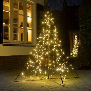 Fairybell albero di Natale con palo
