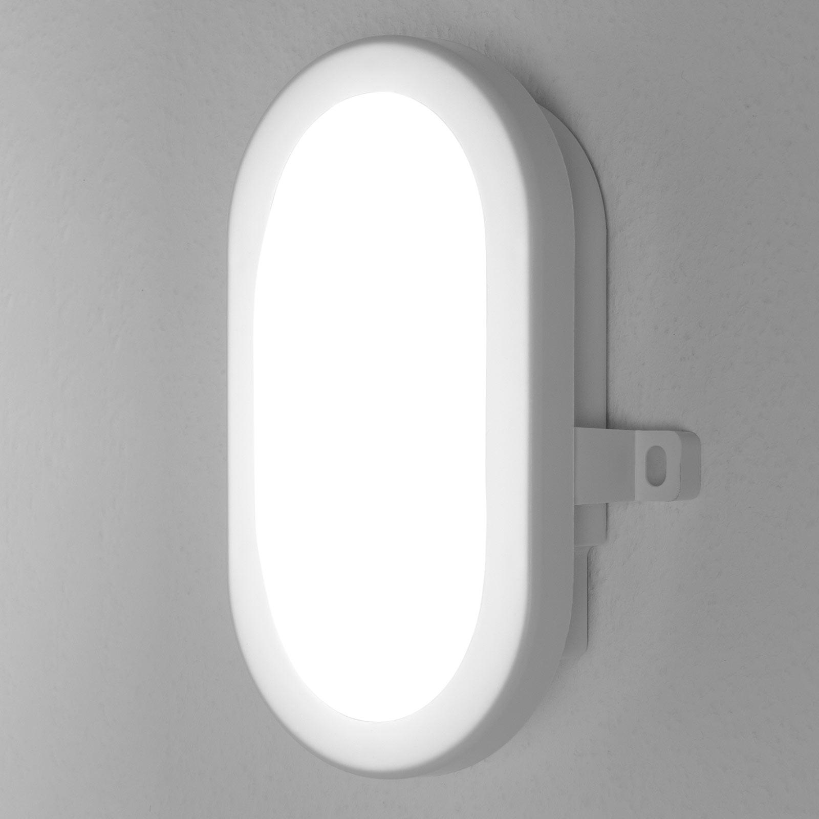 LEDVANCE Bulkhead applique LED esterni 5,5W bianco