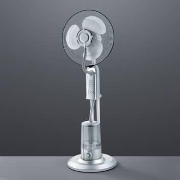 Ventilateur sur pied Andreas avec humidificateur